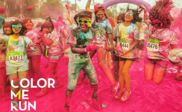 lavie-color-me-run-da-nang-event