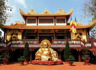 phap-lam-pagoda-in-da-nang