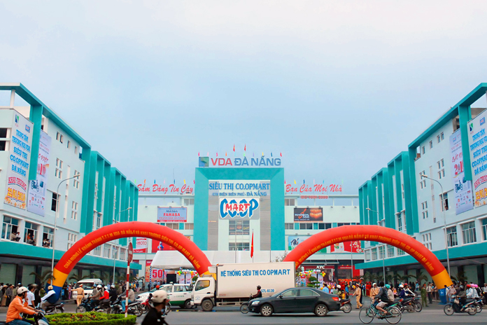 shopping-malls-in-da-nang-coop-mart-supermarket