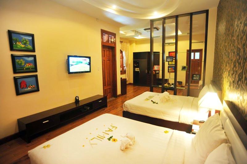 Khách sạn gần biển Phạm Văn Đồng Đà Nẵng
