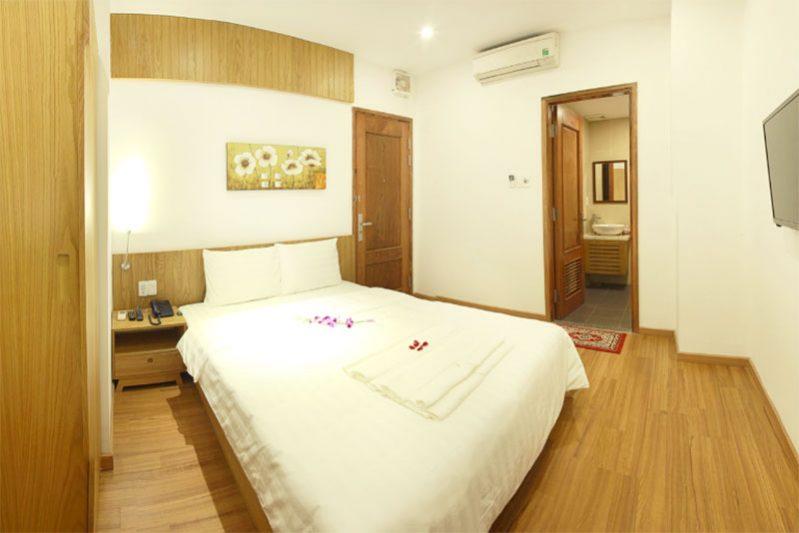 Khách sạn gần biển giá rẻ tại Đà Nẵng