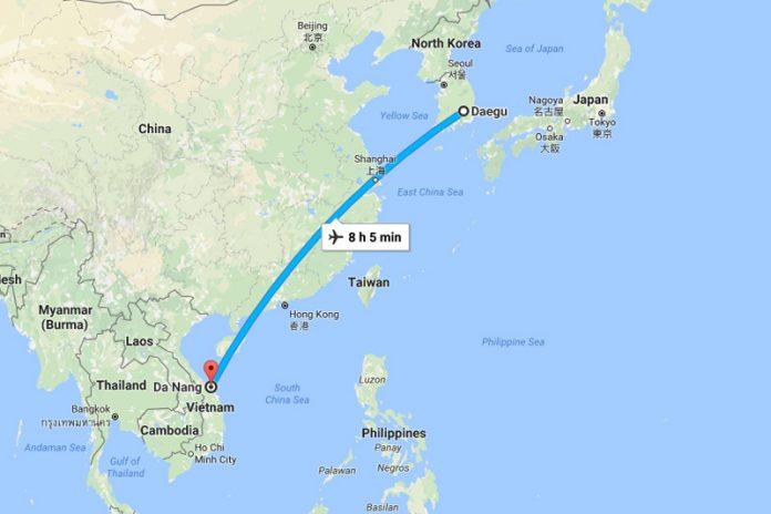 Sắp mở thêm đường bay thẳng từ Đà Nẵng đến Hàn Quốc (Daegu)