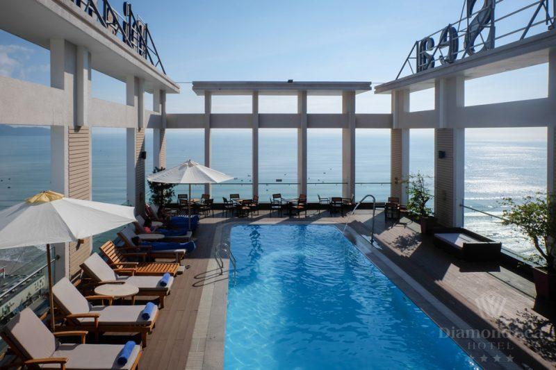 Những khách sạn có hồ bơi đẹp ở Đà Nẵng