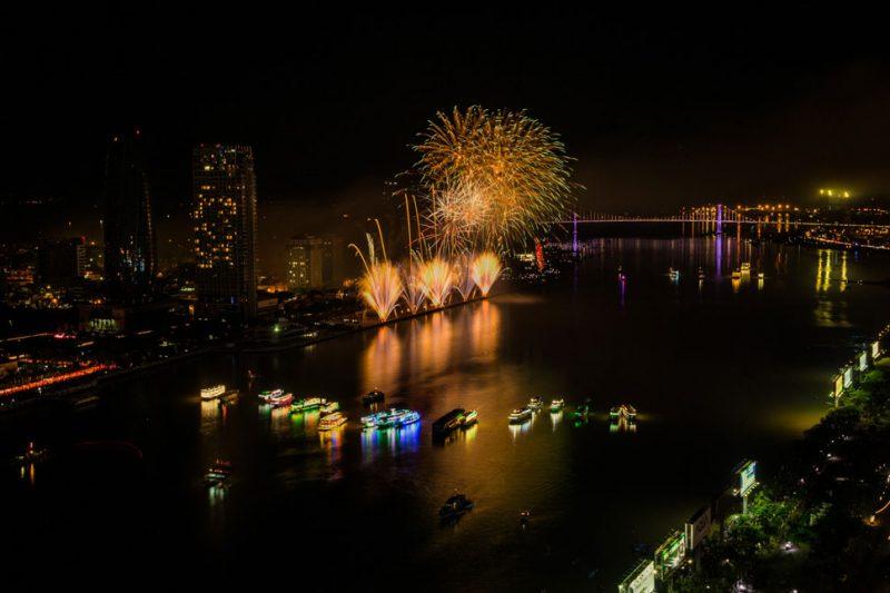 Lễ hội pháo hoa quốc tế Đà Nẵng 2018