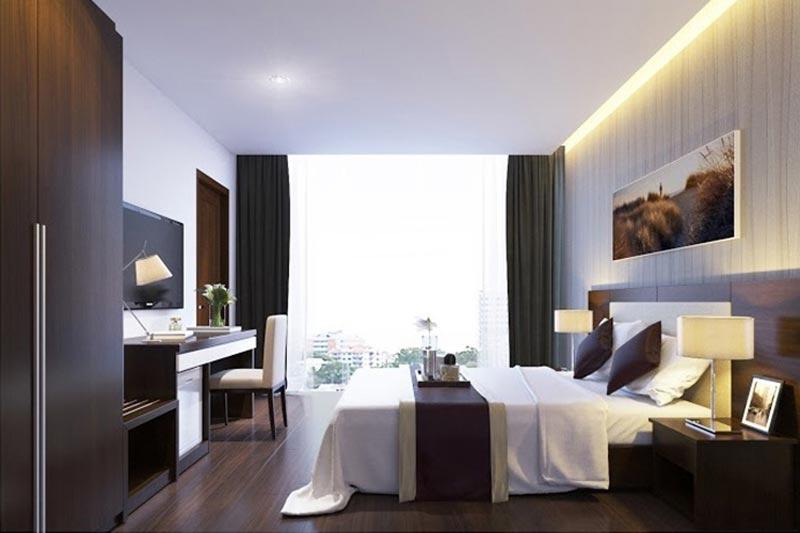 Khách sạn Dana Marina Đà Nẵng trên đường Võ Văn Kiệt