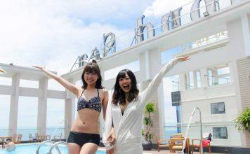 Khách sạn gần biển Đà Nẵng Diamond Sea