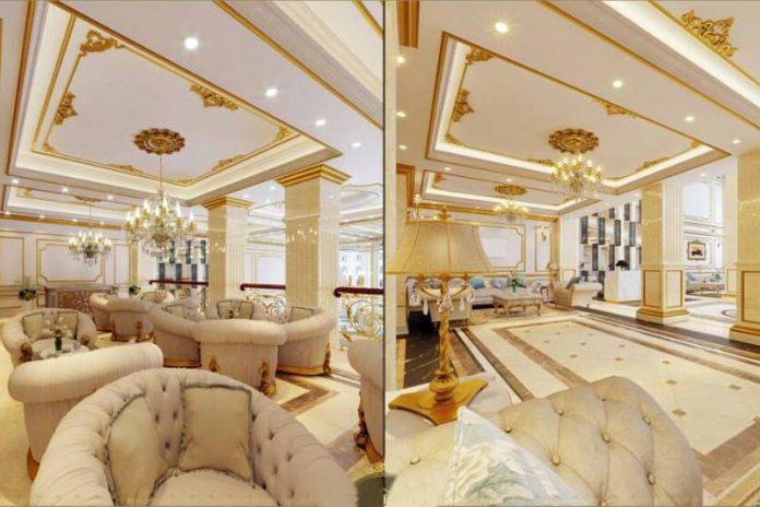 Khách sạn Monarque Đà Nẵng trên đường Võ Nguyên Giáp