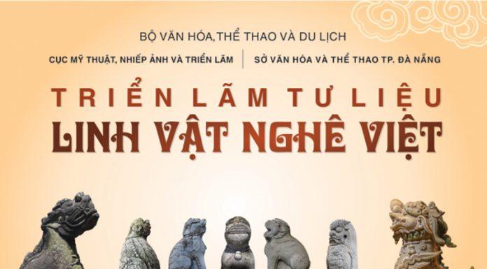 trien-lam-tu-lieu-linh-vat-nghe-viet-tai-bao-tang-my-thuat-da-nang