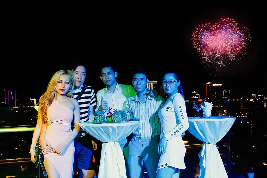 countdown party 2020 da nang